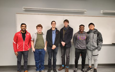 UMD Team Automating charity applications